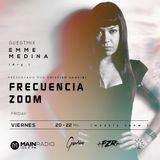 Frecuencia Zoom 011 @ Main Radio - Emme Medina (16-09-2016)