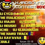 DJ Gwen aka Aero DJ - Hardsound Contest 2010 FinalSet (winner)