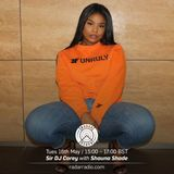 @ShaunaShadae & @sirdjcorey live on radar radio May 16 2017