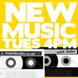 New music with Aidan - 27/11/2012