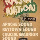 Apache Sound @ Rasta Nation #27 (Sep 2012) part 1/6