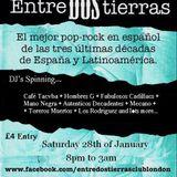paola feregrino DJ January 2012 rock en espanol covers mix
