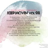 Angel Monroy Presents Keep Movin' 98