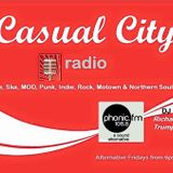 Casual City Radio Show from 1st November 2019