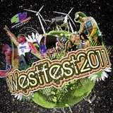 BASHER & 2SHY MC - LIVE @ WESTFEST 2011