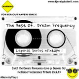 The Best Of.. Dream Frequency (Legends Series Mixtape1) .. Compiled & Mixed Craig Dalzell