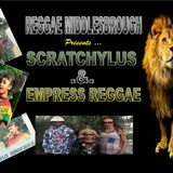 REGGAE MIDDLESBROUGH PLAYS SCRATCHYLUS & EMPRESS REGGAE. 17/6/2015