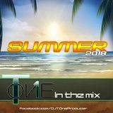 T-one Summer Mix 2018