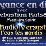 Voyance en direct avec Sebastian Balson médium spirit 10 Février 2015
