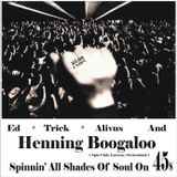 Henning Boogaloo (Spin Club Lucerne) - To Russia with Love