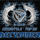 Hardstyle Top 20 December Mixed By G-zACK