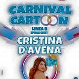 Cristina D'Avena live @Subway 24/01/2015