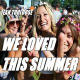 "Jean presents ""WE LOVED THIS SUMMER - 192"""