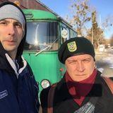 Interview: Антон Слепаков (группа Вагоновожатые) на Radio Submarina.