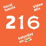 Trace Video Mix #216 VI by VocalTeknix