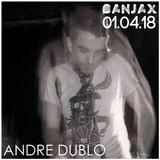 André Dublo - Live from Banjax, Bristol (April 2018)