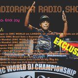 Entrevista com o multi campeão brasileiro DJ Erick jay