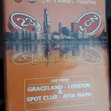 "Masterstepz @ La Cosa Nostra ""Land of Giants"" Spot Club Aya Napa"