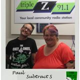 Interview with Paul from Subtract S 27 October 2016 on The Local - SA