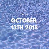 Paul Cox Sat 13th Oct 2018