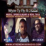 WyzeTyFly & Friendz A Manic Monday Mix of News Sports Entertainment & Real Talk. RIP Sandee, Xmas