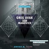 Manovich - Live in @DistrictCoffeeBar Krasnogorsk (09-10-2016 MOSCOW DAY #FuturisticPleasure)