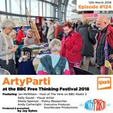 ArtyParti from the BBC Free Thinking Festival 2018