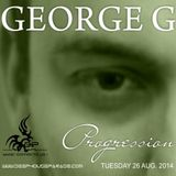 GEORGE G @ Progression 26AUG14 setmix -deephouseparade