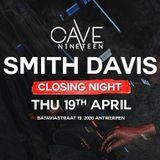Smith Davis @ Cave19