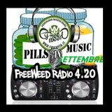Pills In Music 18 ( 1 Settembre 2018 ) Mixed by Freeweed Radio 4.20