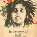 Medley BOB MARLEY - IN MEMORY OF THE LEGEND ( LP2 RECORDS )