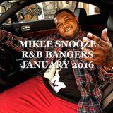 R&B BANGER$ // January 2016