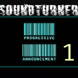 SoundTurner - Progressive Announcement 1 (Soundark Radio July 12th, 2018)