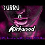 Torro b2b Michael Kirkwood - Uplifting Sessions (June 2014)