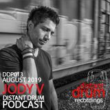 Distant Drum Podcast with Jody V DDP013