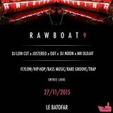 RAWBOAT 9 mix by JOSTEREO