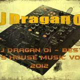 DJ Dragan o1 - Best Hits House Music Vol.2 2012