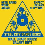 Steel City Dance Discs w/ Mall Grab, Loods & Salary Boy - 15th March 2018