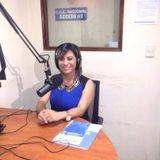 """Programa: """"Hoy Conversando"""" con la Licenciada Rosi Palma del Ministerio de Trabajo."""