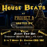DJ Unknown Presents House Beats @Project B - 14th July 2016 Part 2