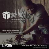 Hot Box Sessions EP5 - Retro Jay (BB)