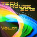 DJ ZORAK - TECH HOUSE 2013 VOL 1