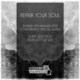 Repair Your Soul - Jazzsoulhop mix for the Downtempo Special