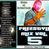 DJ Noel Nice-Freestyle Mix Vol. 5