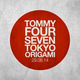 TOMMY FOUR SEVEN - LIVE AT ORIGAMI, TOKYO - 29.08.14