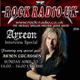 The Michael Spiggos Melodic Rock Show feat. Arjen Lucassen (Ayreon) 23.04.2017