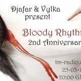 Djafar & Vylka - Bloody Rhythms 2nd Anniversary Special 2b2 Set 25-03-12