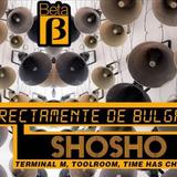Shosho Live @ Beta Club, Bogota Colombia
