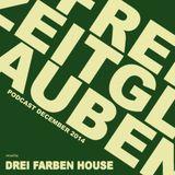 Freizeitglauben Podcast December 2014 by Drei Farben House