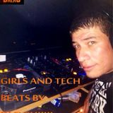 GIRLS AND TECH BEATS FEB-MARCH 2014 COPILATION BY DJ FYSH.